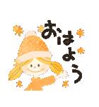 大人ガーリー♡年末年始の可愛いスタンプ(個別スタンプ:17)