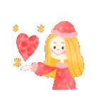 大人ガーリー♡年末年始の可愛いスタンプ(個別スタンプ:23)