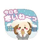 2020年大人女子の日常【お正月〜春】(個別スタンプ:23)