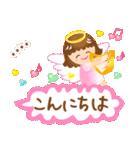 きらきらエンジェル【カスタム】(個別スタンプ:15)