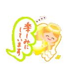 きらきらエンジェル【カスタム】(個別スタンプ:25)