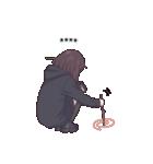 くるみちゃん。2.5(カスタム)(個別スタンプ:01)