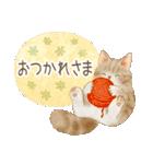 使いやすい☆猫たちのスタンプ(個別スタンプ:06)