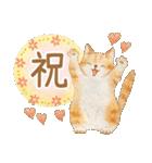 使いやすい☆猫たちのスタンプ(個別スタンプ:11)