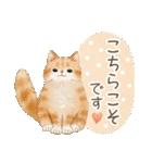 使いやすい☆猫たちのスタンプ(個別スタンプ:16)