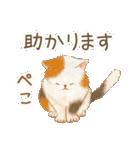 使いやすい☆猫たちのスタンプ(個別スタンプ:21)