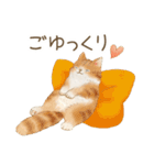 使いやすい☆猫たちのスタンプ(個別スタンプ:27)