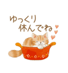 使いやすい☆猫たちのスタンプ(個別スタンプ:28)