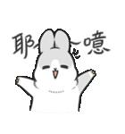 うさぎーまちこ4(個別スタンプ:01)