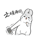 うさぎーまちこ4(個別スタンプ:03)
