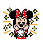 ミニーマウス(キュートポップ)(個別スタンプ:03)