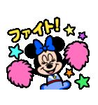 ミニーマウス(キュートポップ)(個別スタンプ:25)
