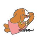 ばるるー犬*べすちゃん(個別スタンプ:05)