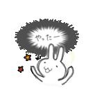 いえないうさぎ 3 〜日常編〜(個別スタンプ:21)