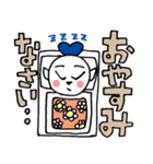 ダークちゃま(個別スタンプ:23)