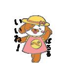 ばるるー犬★べすちゃん(個別スタンプ:06)