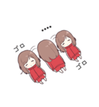 ジャージちゃん2.5(カスタム)(個別スタンプ:38)