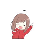 ジャージちゃん2.5(カスタム)(個別スタンプ:40)