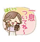 ナチュラルガール♥【素直な気もち】(個別スタンプ:07)
