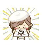 ナチュラルガール♥【素直な気もち】(個別スタンプ:19)