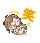 ナチュラルガール♥【素直な気もち】(個別スタンプ:29)