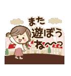 ナチュラルガール♥【素直な気もち】(個別スタンプ:36)