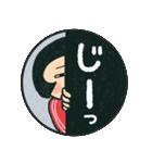 陽気な赤ジャージ女の子 7(個別スタンプ:08)