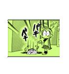 推理の星くん コミックスタンプ vol.7(個別スタンプ:13)