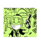 推理の星くん コミックスタンプ vol.7(個別スタンプ:38)