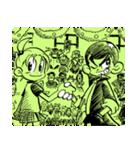 推理の星くん コミックスタンプ vol.7(個別スタンプ:40)