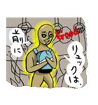 トレインモンスターズ(個別スタンプ:2)