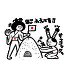 とのちゃんと、こしもっちゃん(個別スタンプ:02)
