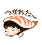 かわいい若い小西 セット2 (食べ物)(個別スタンプ:13)