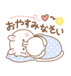 高知とユニとうさぎの恋 2 (日本語)(個別スタンプ:40)