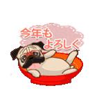 Pug パグ 普段使い(REMAKE)(個別スタンプ:29)