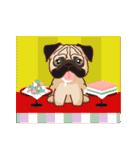 Pug パグ 普段使い(REMAKE)(個別スタンプ:33)