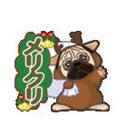 Pug パグ 普段使い(REMAKE)(個別スタンプ:40)