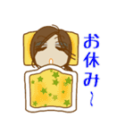 怖いモン無し!「お茶目な あねしゃん」(個別スタンプ:38)