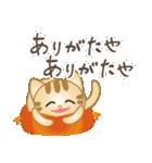 マルっとにゃんこ(個別スタンプ:37)
