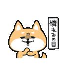 毒しば~かわいい顔して毒舌な柴犬~(個別スタンプ:15)