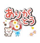 コロナ・花粉にも!大人の健康管理・風邪(個別スタンプ:14)