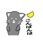 猫のビジネス日常(個別スタンプ:03)