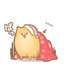 むっちりポメラニアン☆オレンジ☆カスタム(個別スタンプ:27)