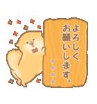 むっちりポメラニアン☆オレンジ☆カスタム(個別スタンプ:29)