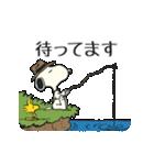 スヌーピー(70's)(個別スタンプ:14)