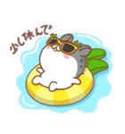 夏のハムギャング (日本語)(個別スタンプ:29)