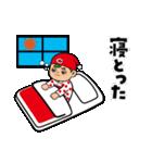 広島東洋カープ広島弁スタンプ(個別スタンプ:37)