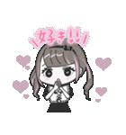 ♡推し・担当用 メンヘラ女子スタンプ♡(個別スタンプ:06)