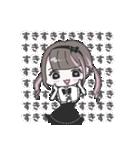 ♡推し・担当用 メンヘラ女子スタンプ♡(個別スタンプ:08)