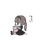 ♡推し・担当用 メンヘラ女子スタンプ♡(個別スタンプ:11)
